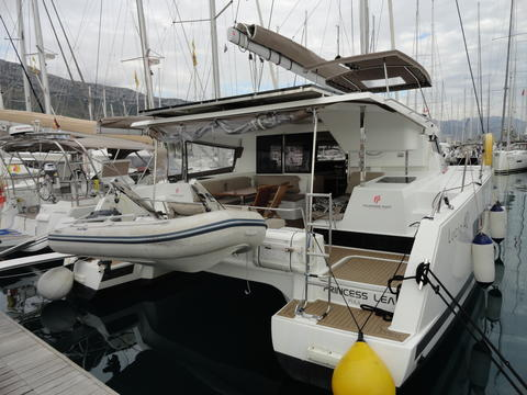 Fountaine Pajot Lucia 40 Owner Version