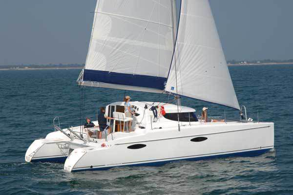 Fountaine Pajot Mahé 36
