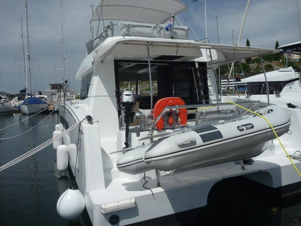 Fountaine Pajot MY 37 - foto 3