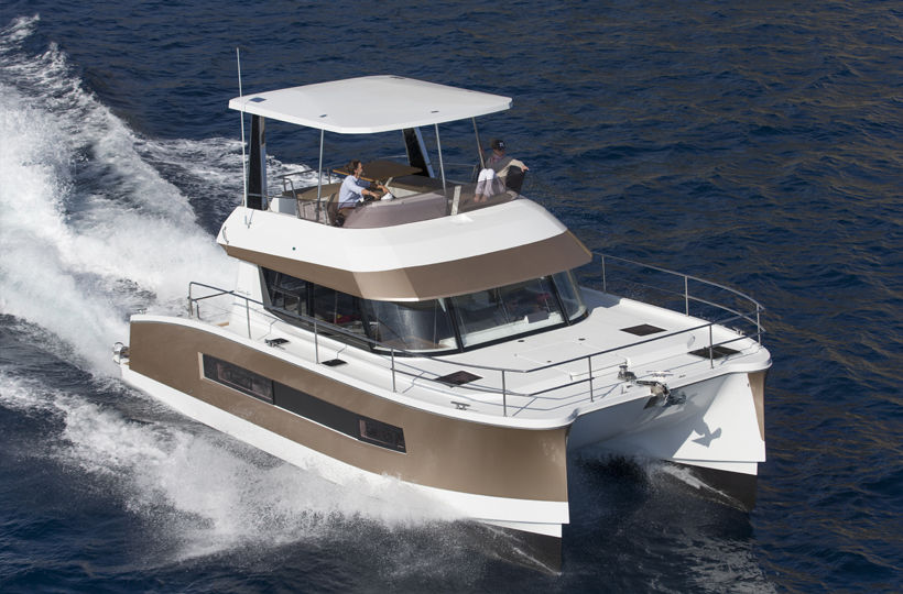 Fountaine Pajot MY 37 Power - zdjęcie 1