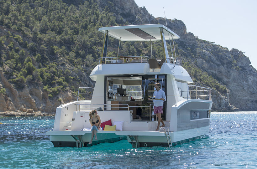 Fountaine Pajot MY 37 Power - billede 3