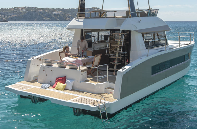 Fountaine Pajot MY 37 Power - billede 2