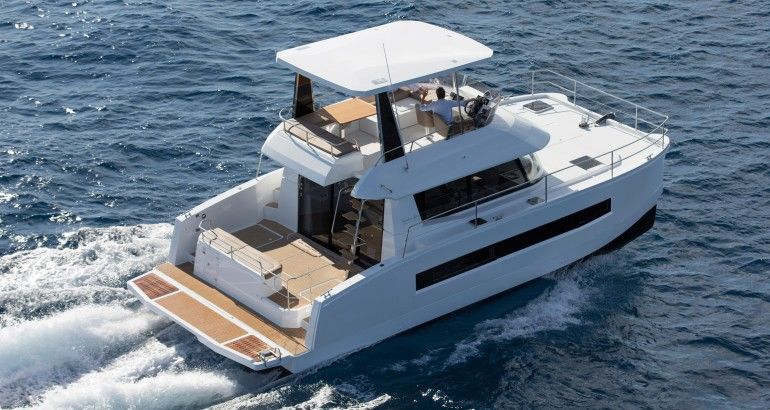 Fountaine Pajot MY37 - фото 2