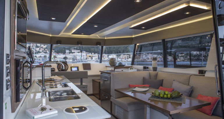 Fountaine Pajot MY37 - фото 3