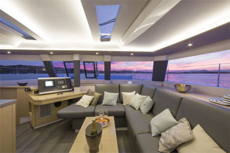 Fountaine Pajot Saba 50 - фото 2