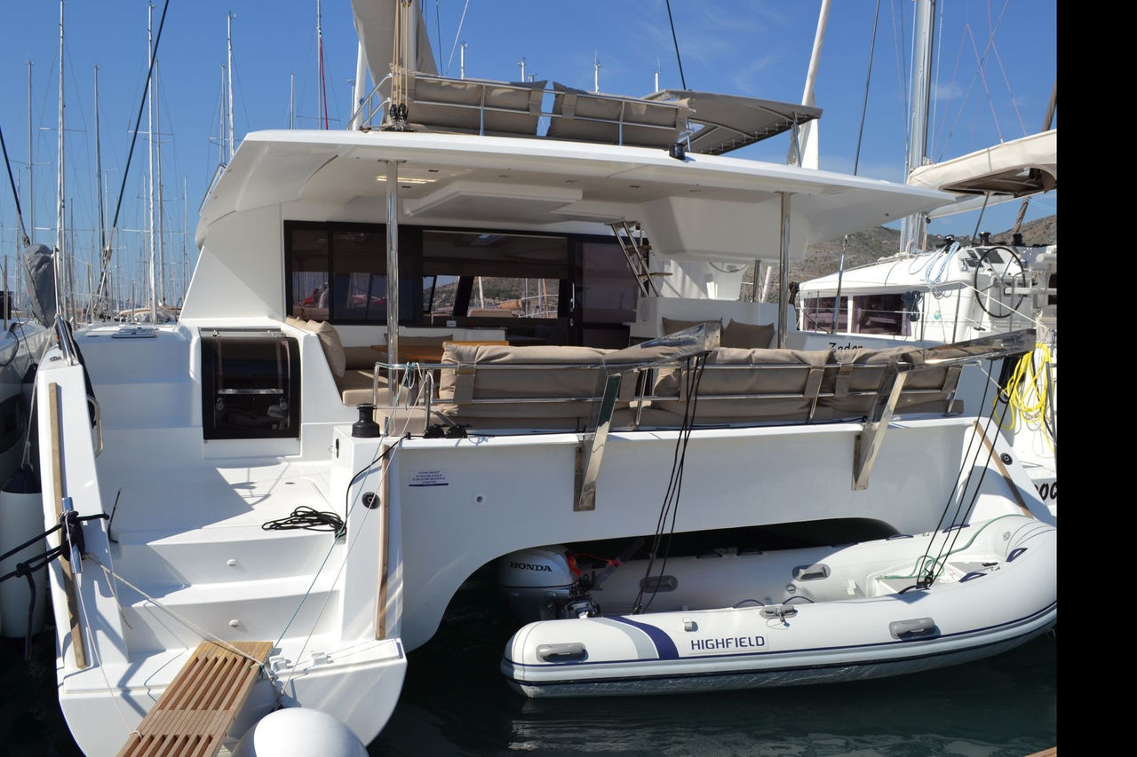 Fountaine Pajot Saba 50