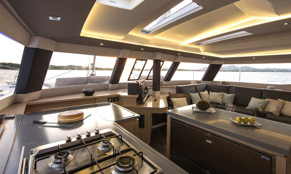 Fountaine Pajot Saba 50 - Bild 3