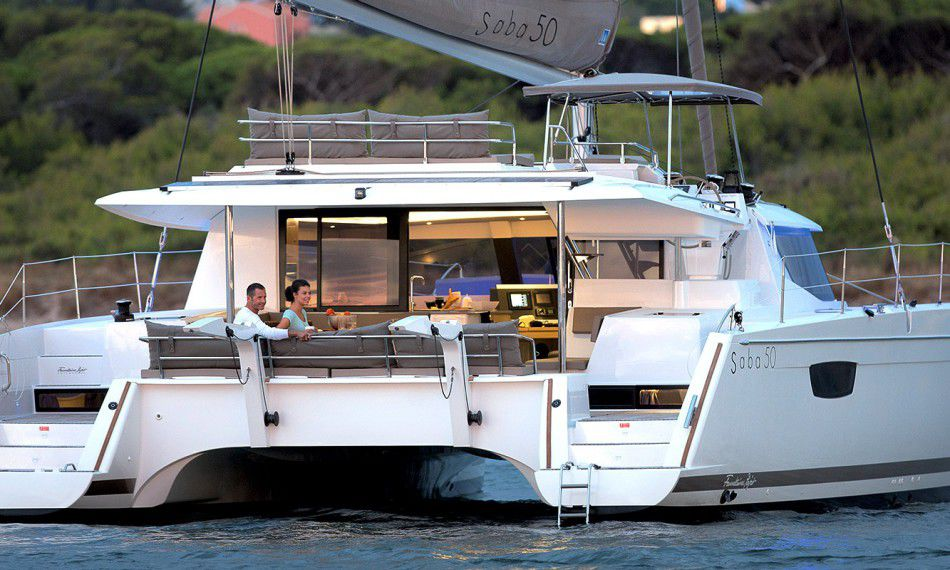 Fountaine Pajot Saba 50 - Bild 2