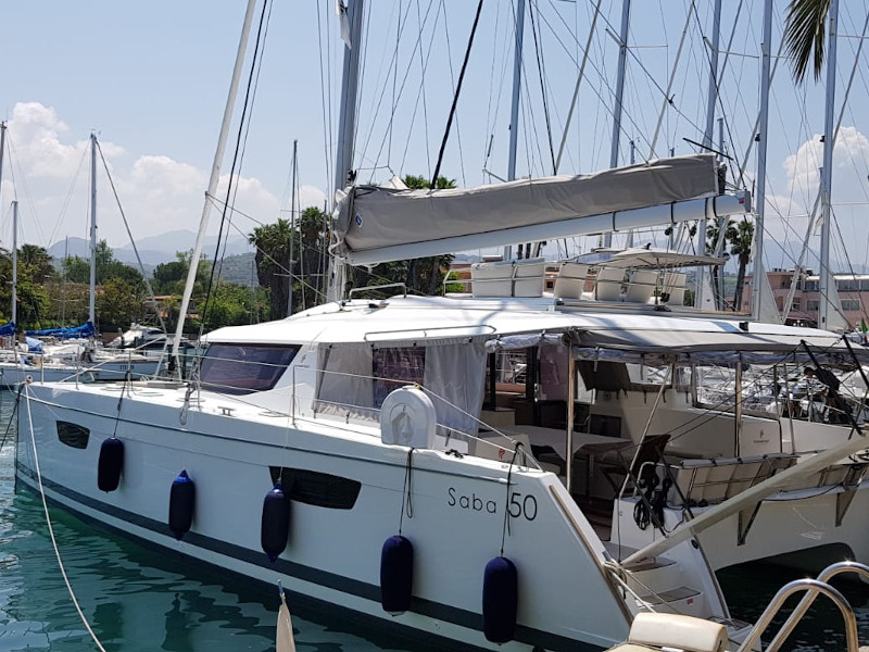 Fountaine Pajot Saba 50 - picture 1