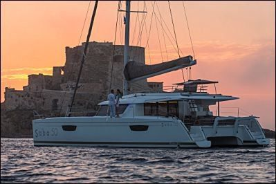 Fountaine Pajot Saba 50 - fotka 1