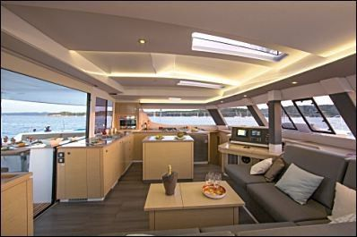 Fountaine Pajot Saba 50 - fotka 2