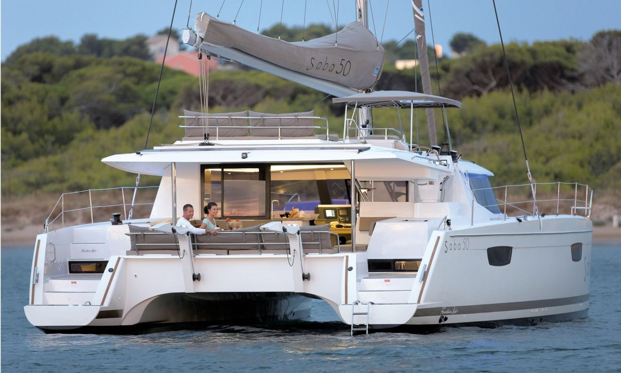 Fountaine Pajot SABA 50 - фото 3