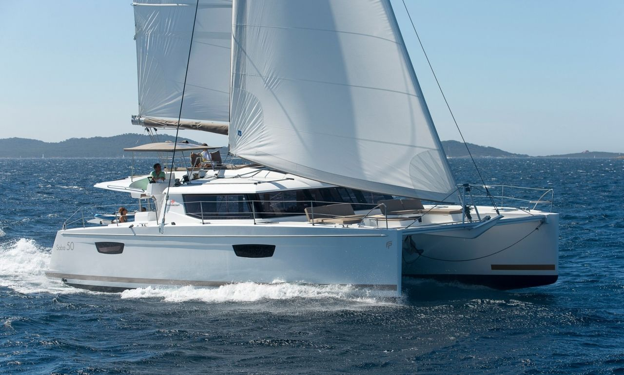 Fountaine Pajot SABA 50 - foto 1