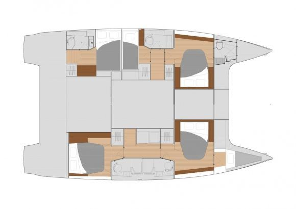Fountaine Pajot Saona 47Bild 2