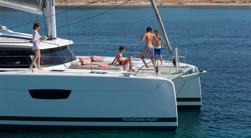 Fountaine Pajot Saona 47 - fotka 3