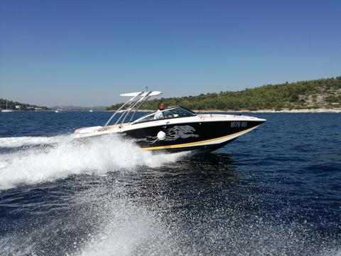 Four Winns SL 262 Bowrider