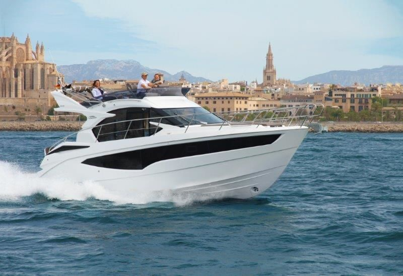 Galeon 360 Fly - image 1