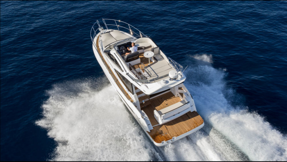 Galeon 380 Fly - foto 1