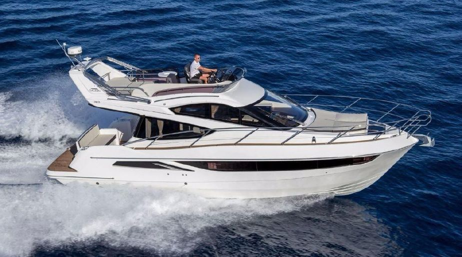 Galeon 380 Fly - foto 2