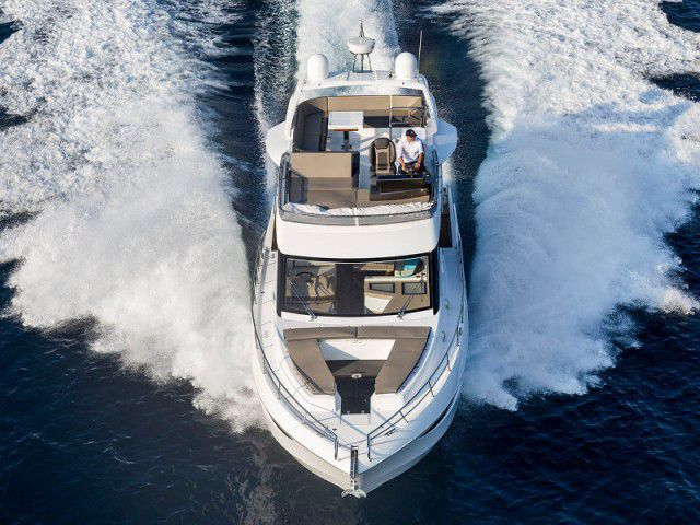 Galeon 460 Fly - picture 1
