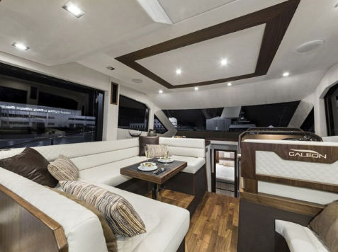 Galeon 460 Flyimage 2
