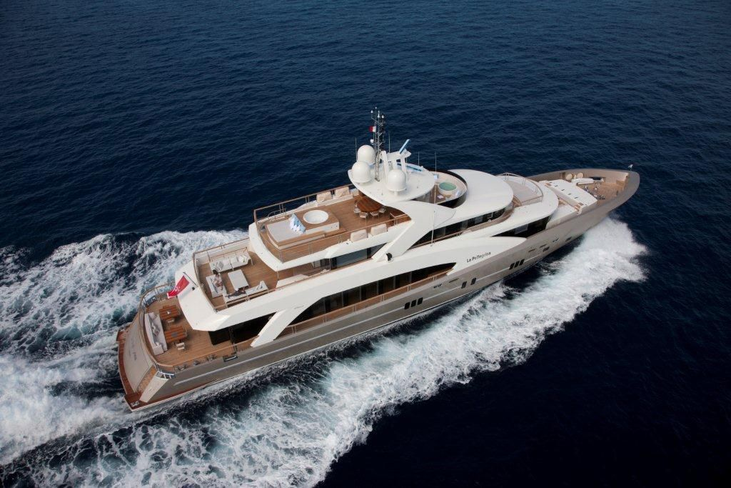 location de guy couach yachts 50ml - eivissa