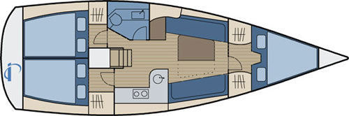 Hanse 355 - picture 3