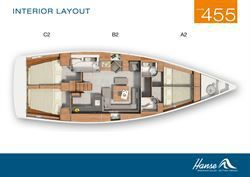 Hanse 455 - picture 2