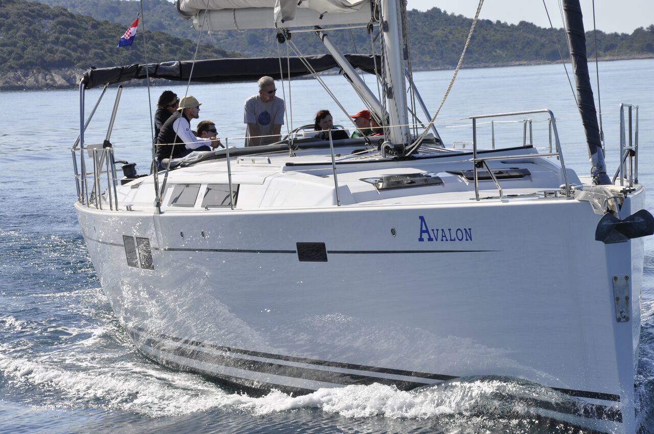 Hanse 505 - picture 1