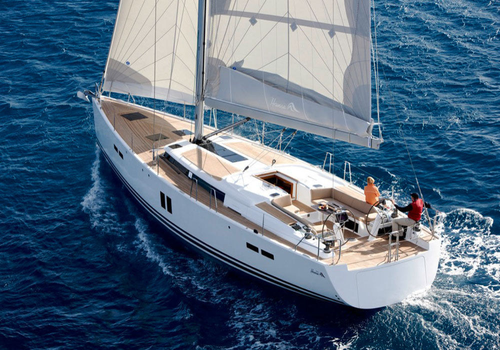 Hanse 545 - picture 1
