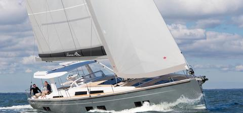 Hanse 588 Skippered mit A/C
