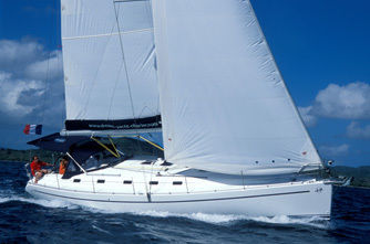 Harmony 52 with Watermaker