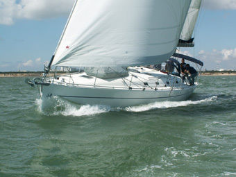 Harmony 52 with Watermakerbillede 2