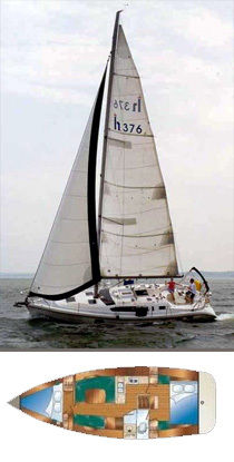 Hunter 37fotka 2
