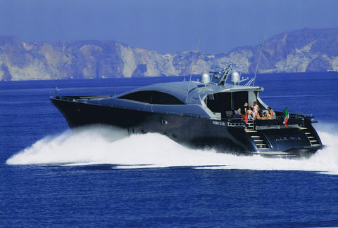 powerboat Italcraft 105