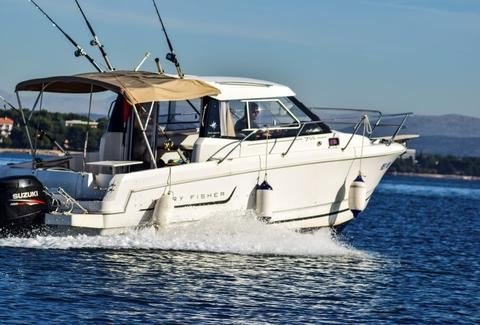 Jeanneau Merry Fisher 755 Cabin