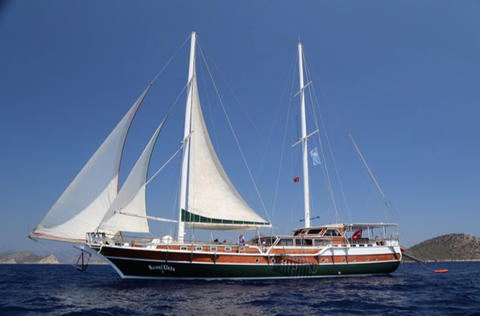 Ketch Lux 29 mt