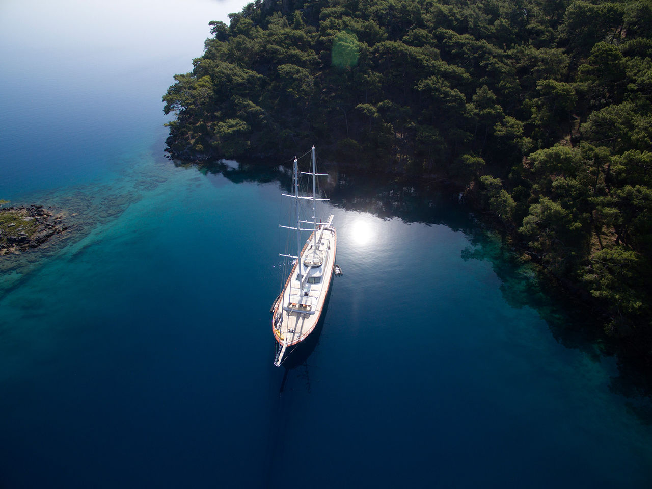 Ketch R  Yacht for rent - Corfu - Greece