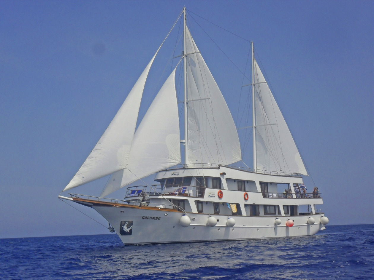 Krila Motor Sailer Pictures Yacht Charter Rent A Boat