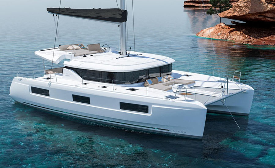 Lagoon 46 (Owner Version)