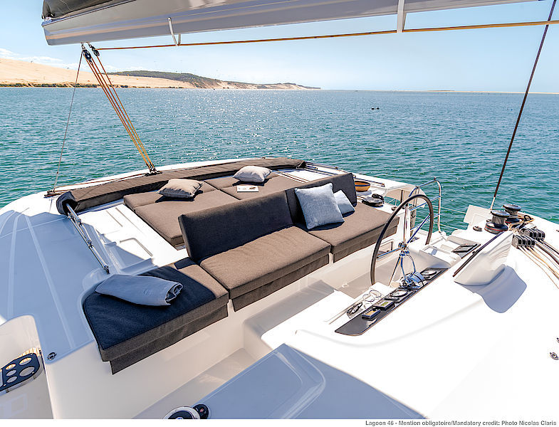 Lagoon 46 with top Features - Bild 2