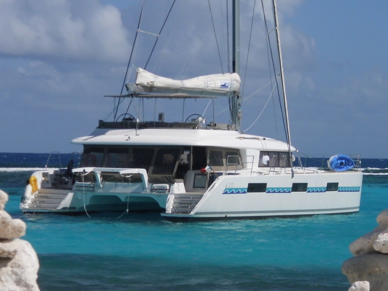 Lagoon 620 - incl. crew & full Board - image 1