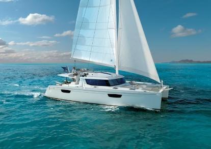 Lagoon NEW Saba 50 Bj. 2016!!!