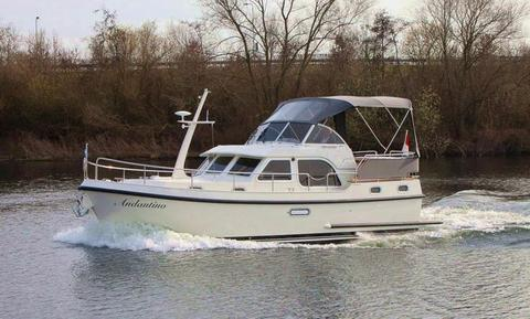 Linssen Grand Sturdy 30.9 AC