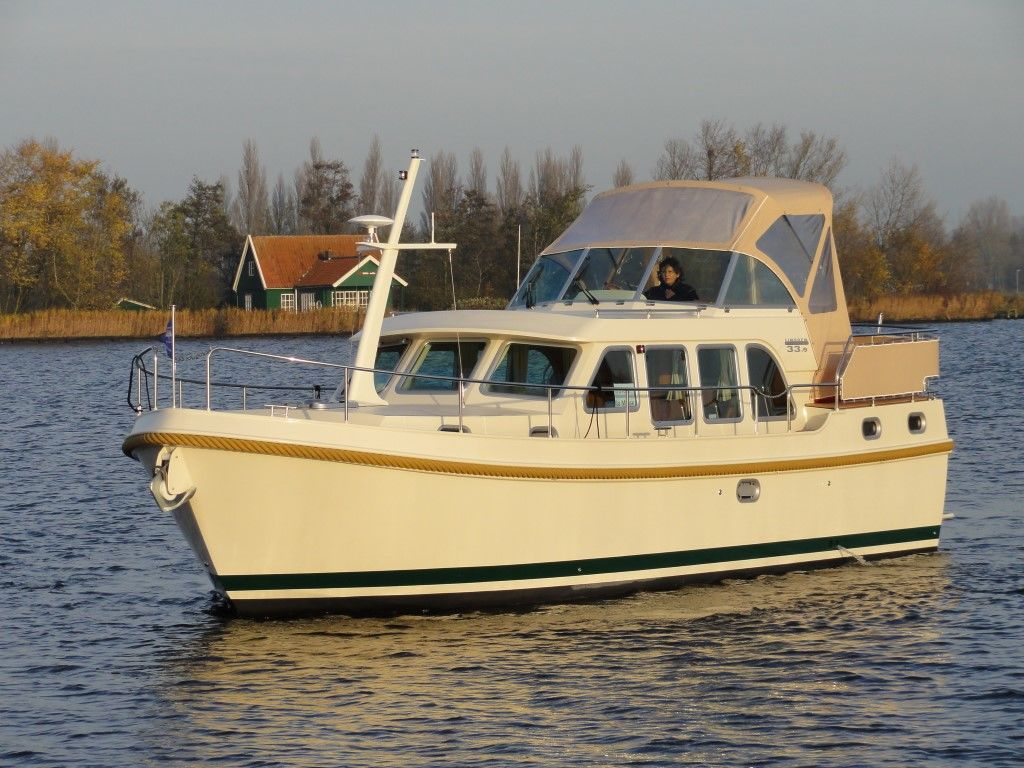 Linssen Grand Sturdy 33.9 - Bild 1