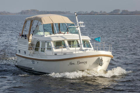 Linssen Grand Sturdy 35.0AC