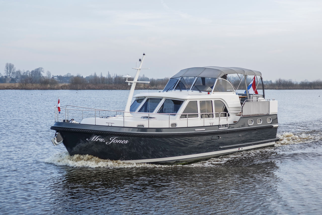 Linssen Grand Sturdy 4.10 AC