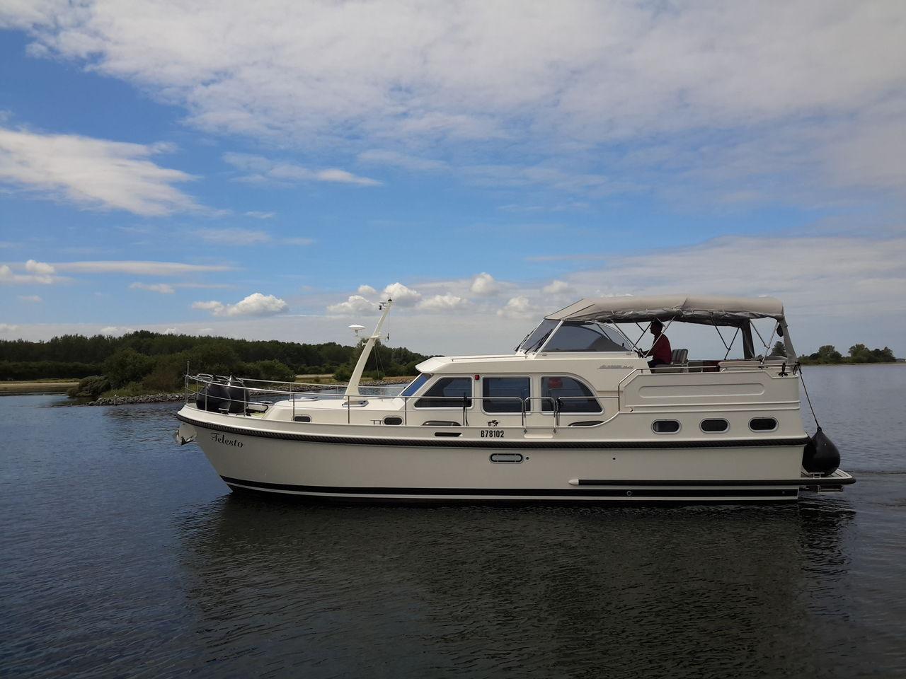 Linssen Grand Sturdy 40.0 AC - picture 1