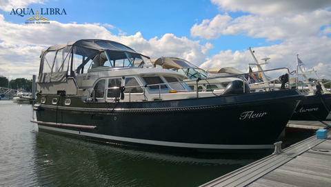 Linssen GS 290 AC Traveller