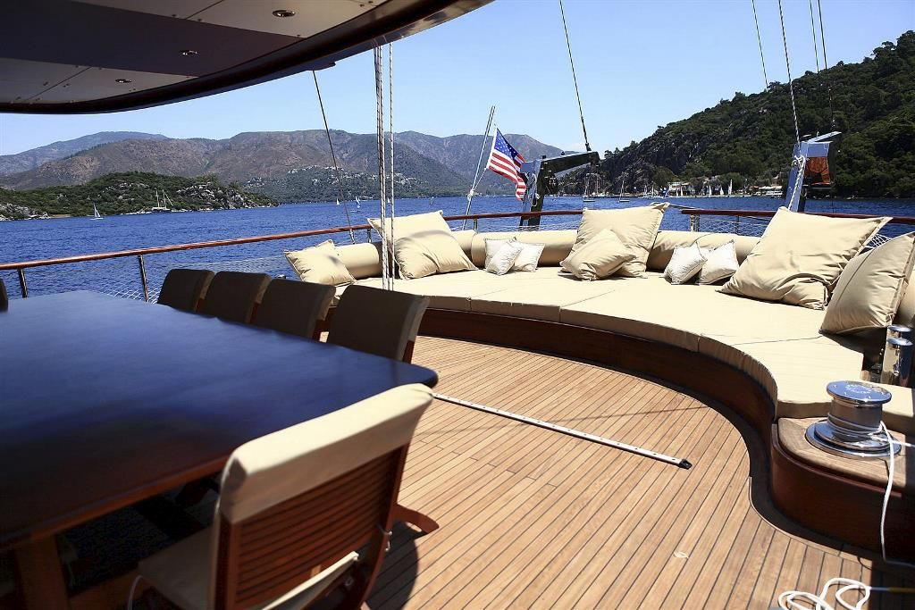 Luxury Gulet 38 m - image 3